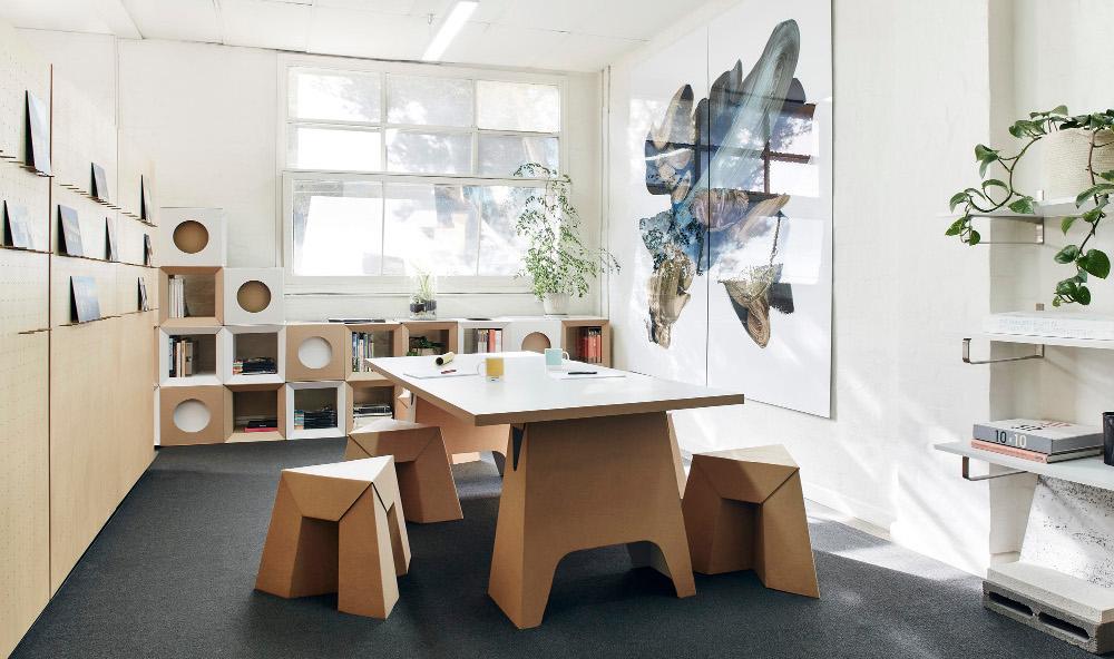 Furniture Cardboard How To Make Amazing Furniture DIY Using