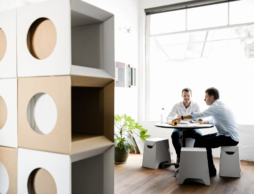 For your space.  Bring a fresh talking point to your meeting room with tables and chairs, or partition an open space with a durable and lightweight cube wall system.
