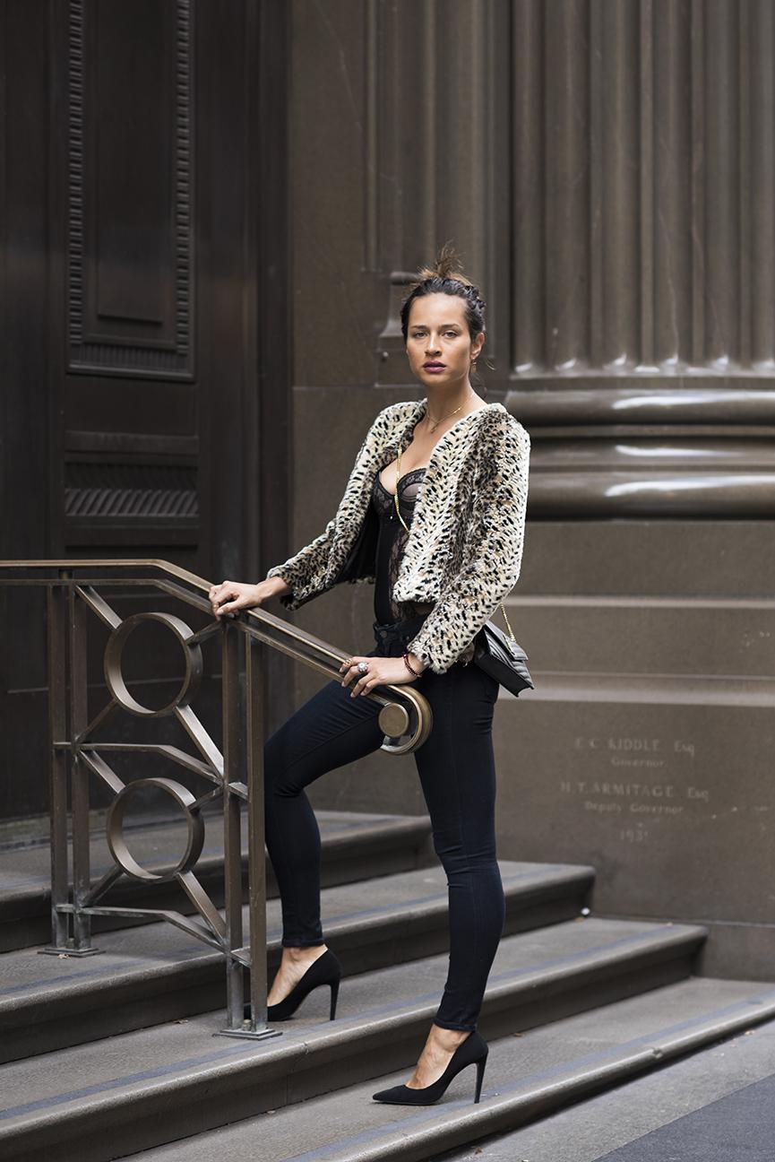 Ilona Novacek, Chadwick Model Management Sydney © Kiren