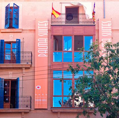 Proyecto apartahotel Palma Suites, Palma