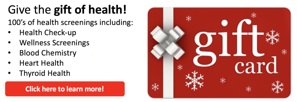 Give the Gift of Health with Ulta Lab Test Gift Card!