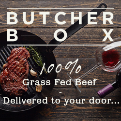 Butcher Box 100% Grass Fed Beef Delivered to Your Door!