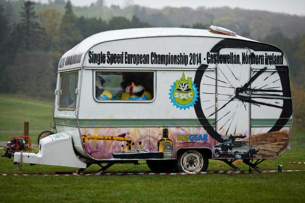SSEC 2014 Castlewellan Camp