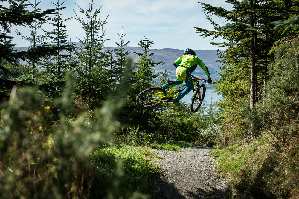 Mountainbike NI Rostrever