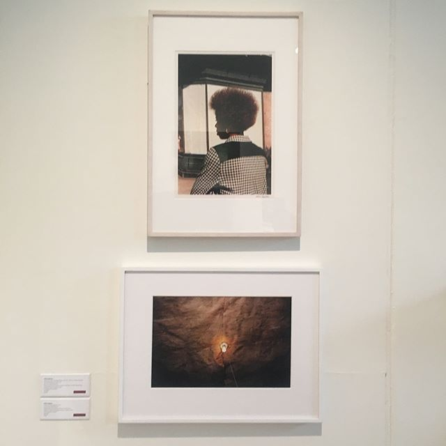 A fine pair of #williameggleston prints on display at Photo London @photolondonfair Only £55,500 each (limited edition of 15)... #photolondon #photography