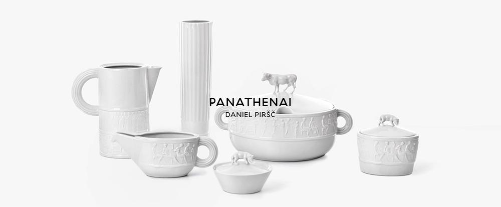 DANIEL PIRSC - PANATHENAI