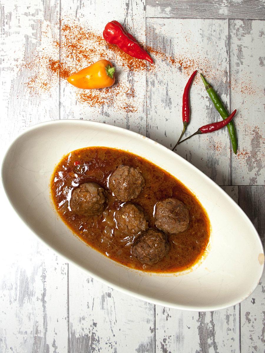 Thai Meatballs Curry   Lau Sunday cooks