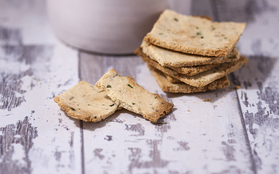 Coconut crackers | Lau Sunday cooks