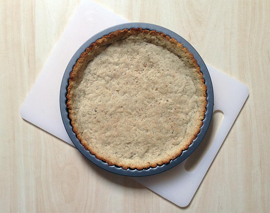Crust tart | Lau Sunday cooks