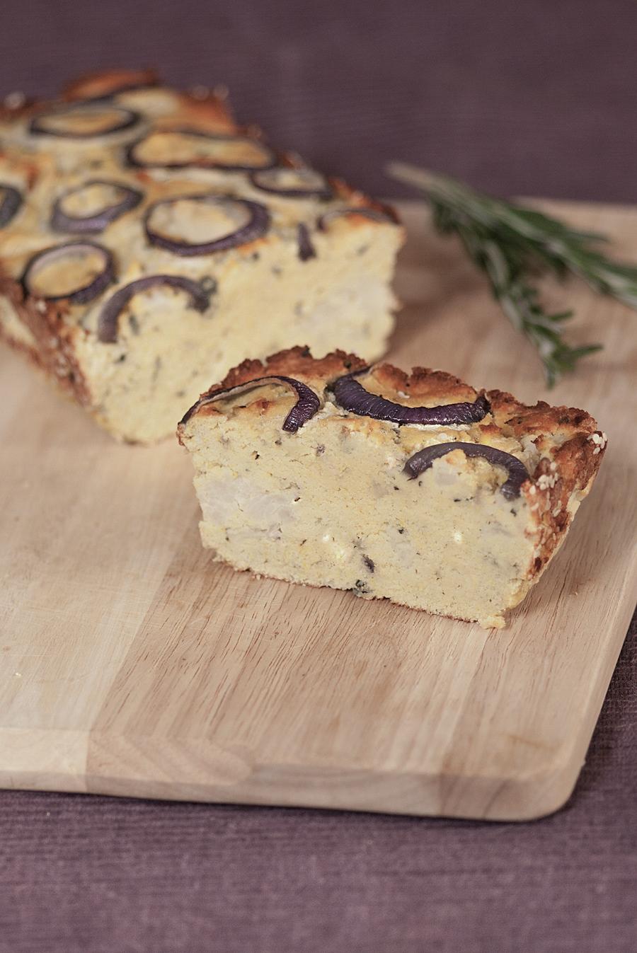Cauliflower bread loaf| Lau Sunday cooks
