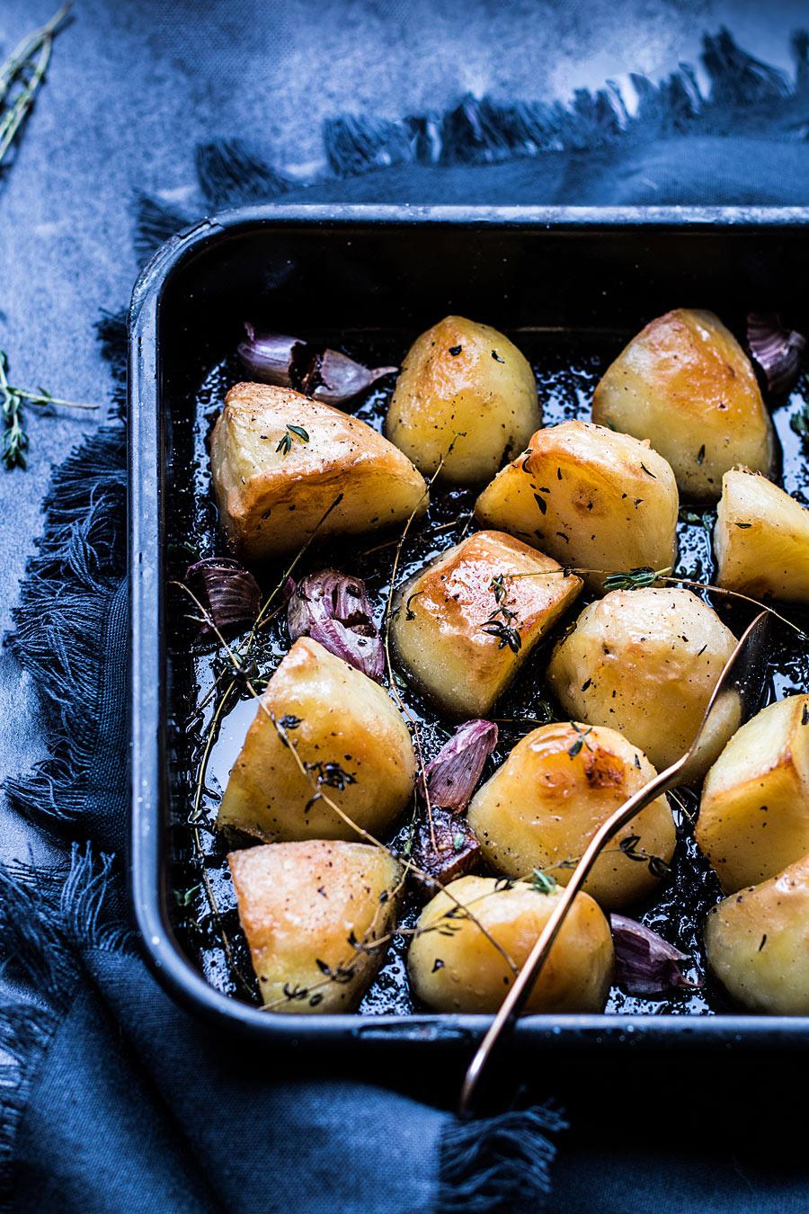 7 tips for the perfect roast potato   Lau Sunday cooks