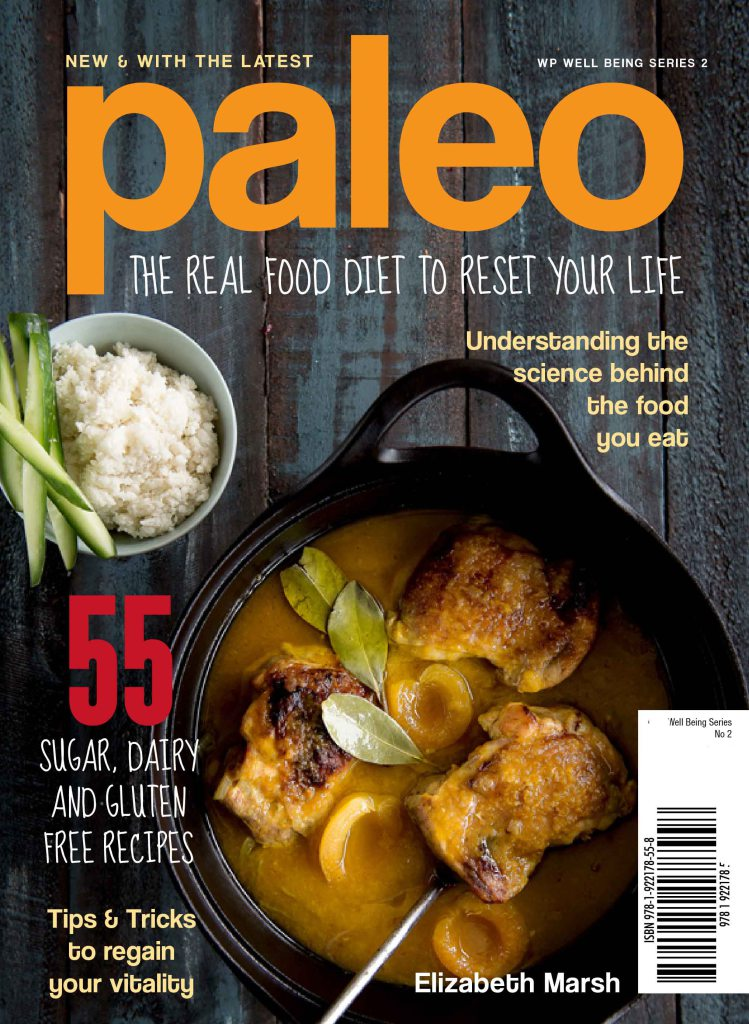 Paleo cookbook shot by Rachel Korinek.