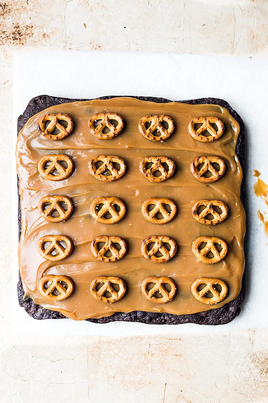 Pretzel caramel pecan brownies by Laura Domingo.jpg