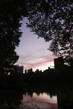 Upper West Side Sunset