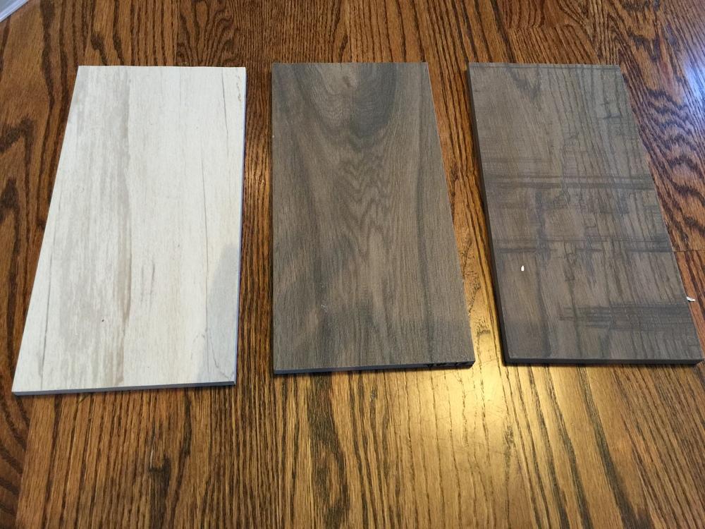 porcelain wood