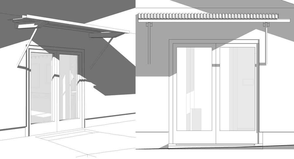 HIAS Door canopy - pers + elev. B&W.jpg