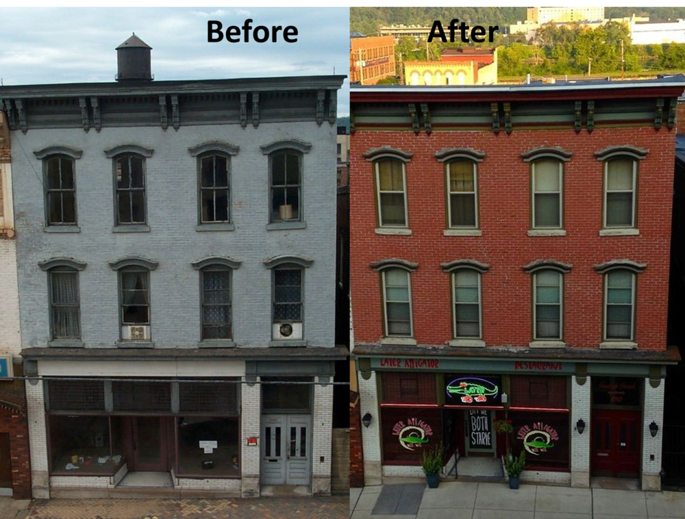 The transformation of 2145 Market St.