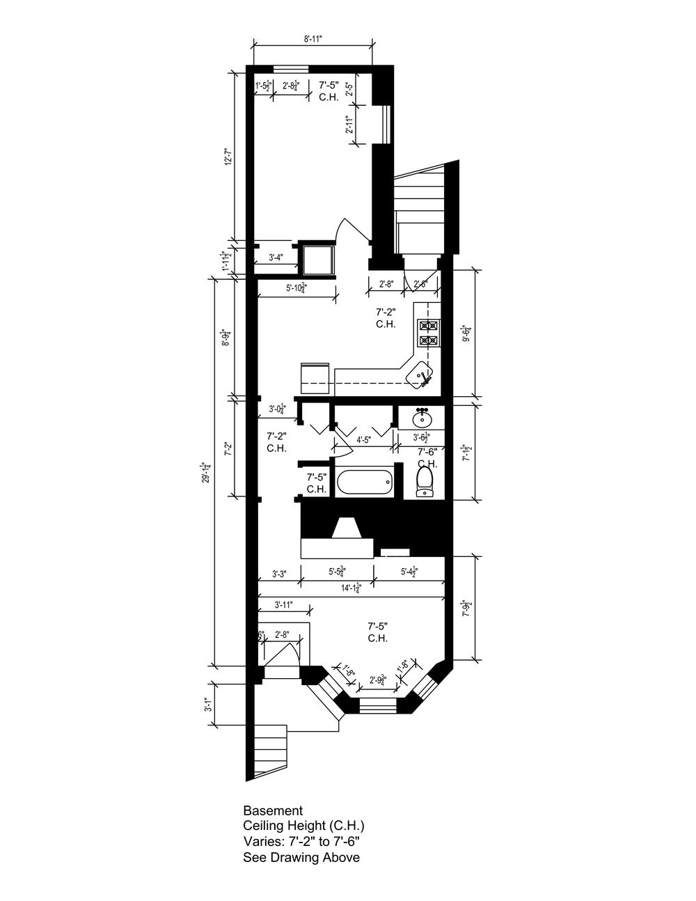 As-Built Floor Plan