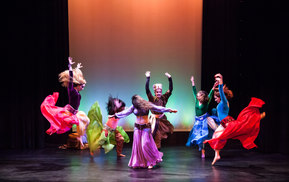 Mosaic Dance Theater Company