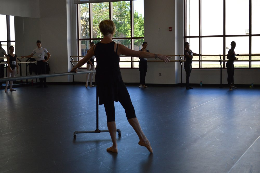 Ballet Technique with Nancy Lushington