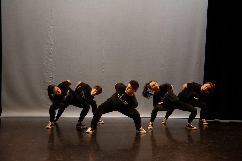 UNLIMITED Hip Hop Dance Crew