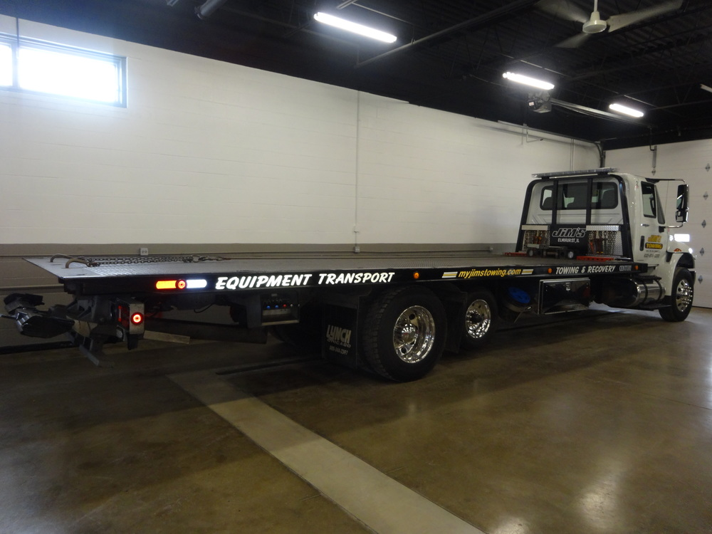 26' Heavy Duty Industrial Carrier