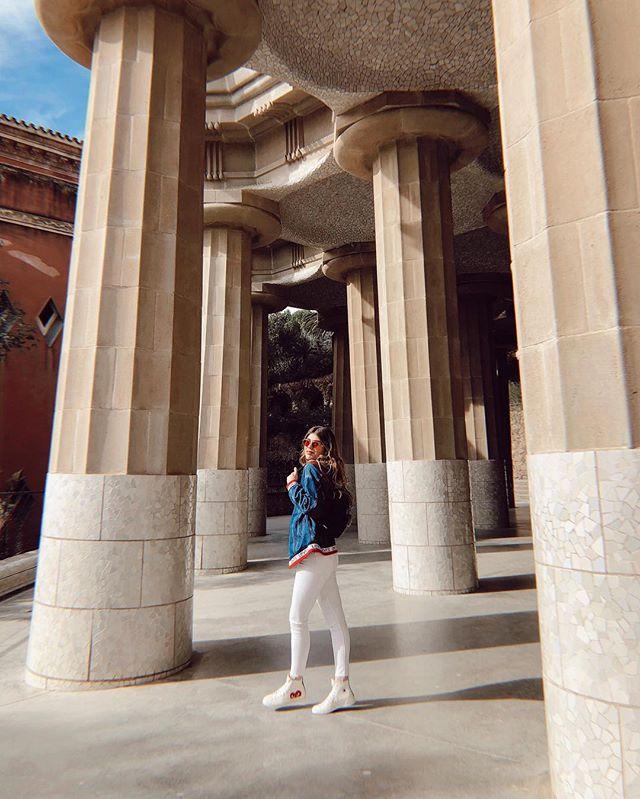 in Gaudi's world🌴