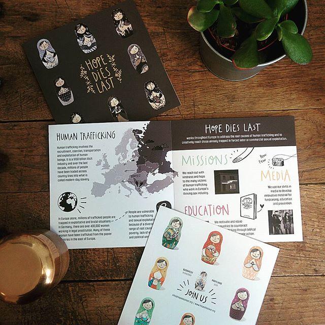 New brochure + props #inkavigh #hdlorg #jarodhamm