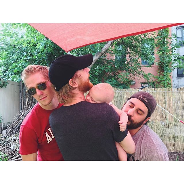 Three Men & a Baby