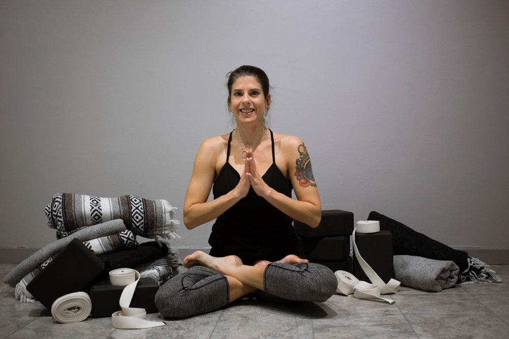 Jackie Blackwell Yoga Practice Community