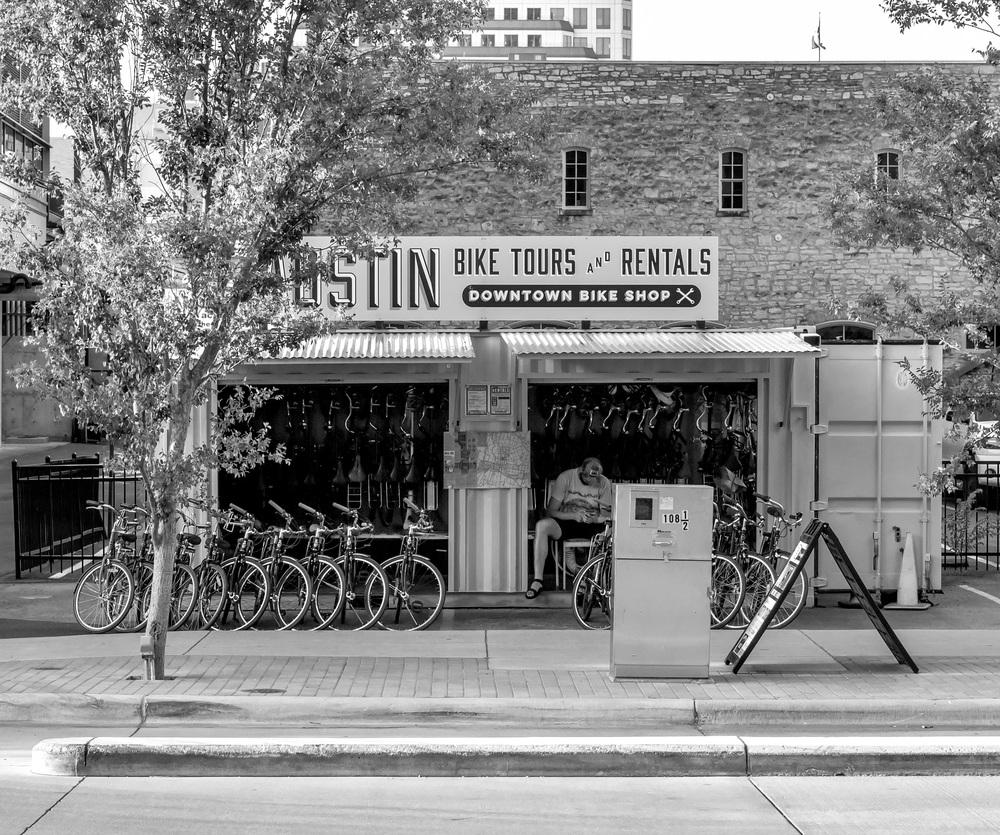 austin bike rental