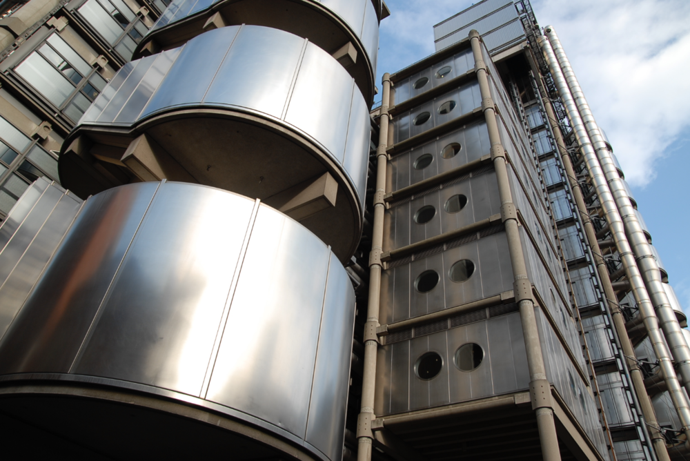 Lloyds Bldg. - London, ENG