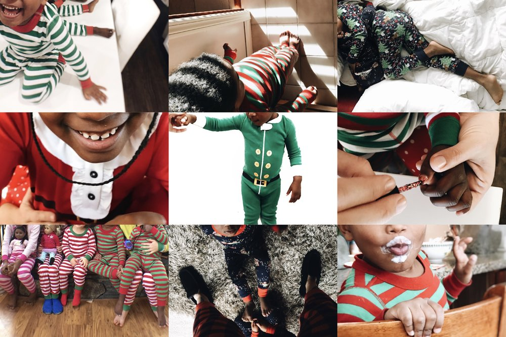 hanna andersson pajamas christmas pjs fostermoms