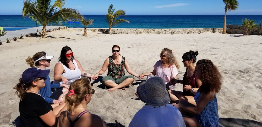 Baja Reiki Retreat