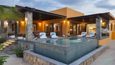 Luxurious modern accommodations at the  Sonadora Resort.