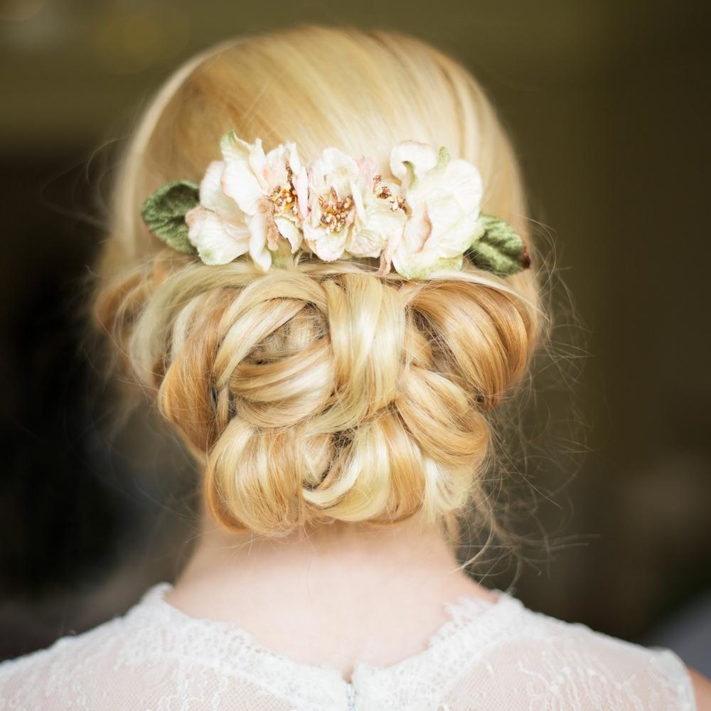 bridal wedding hair and wedding makeup essex - team glam - tara