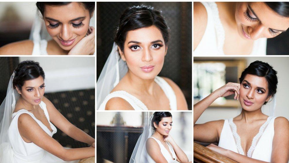 Natural Asian Bridal Makeup