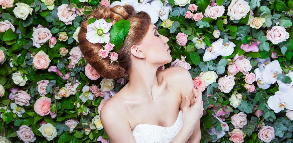 Flower Wall Weddings
