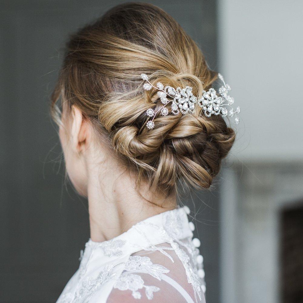 London Bridal Hair Masterclass