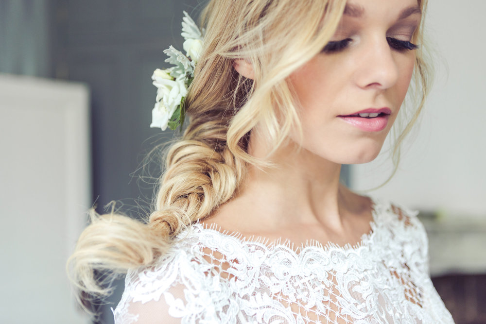 Wedding Hair and Makeup Boho London