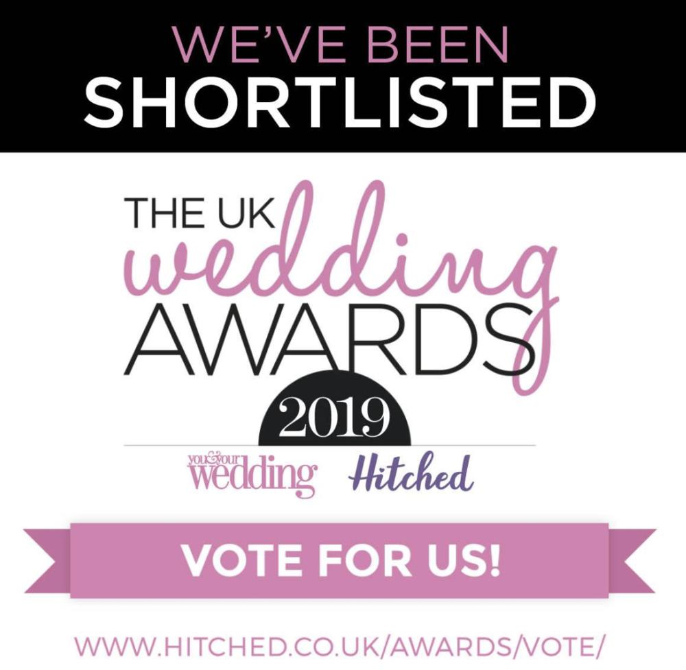 UK WEDDING AWARDS 2019