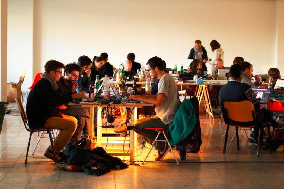 Art Hack Day Berlin