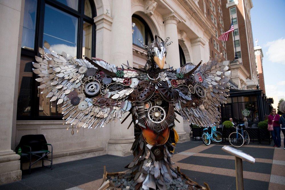 'The Phoenix' by Joe Butts
