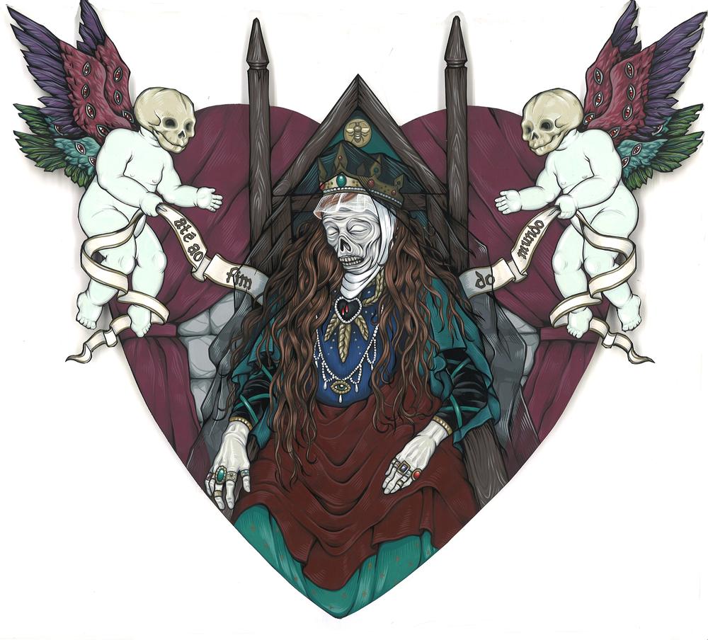 The Dead Queen