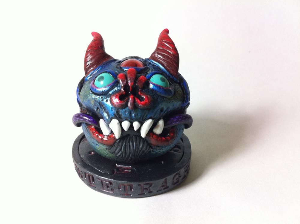 """Demon mini """"madball"""""""