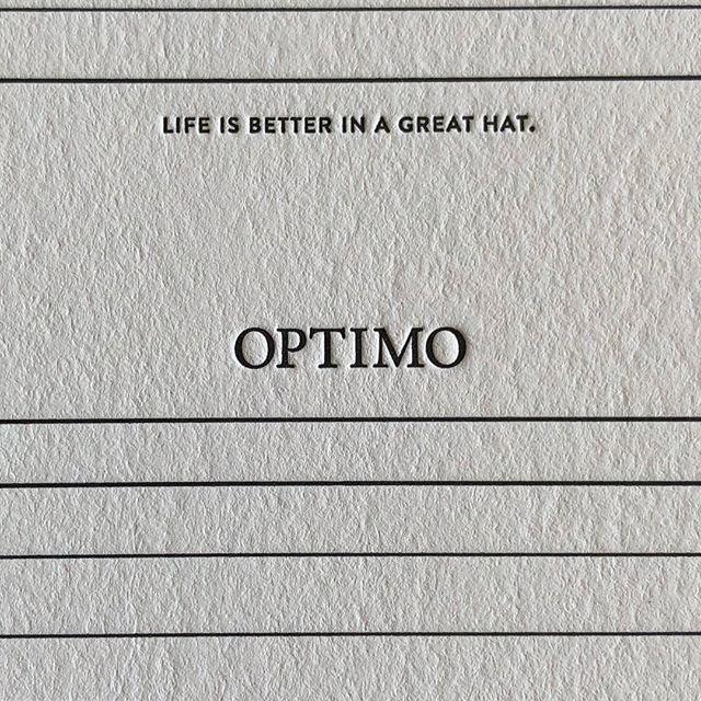 Love a good press check. . . . . . . #design #graphicdesign #letterpress #hats