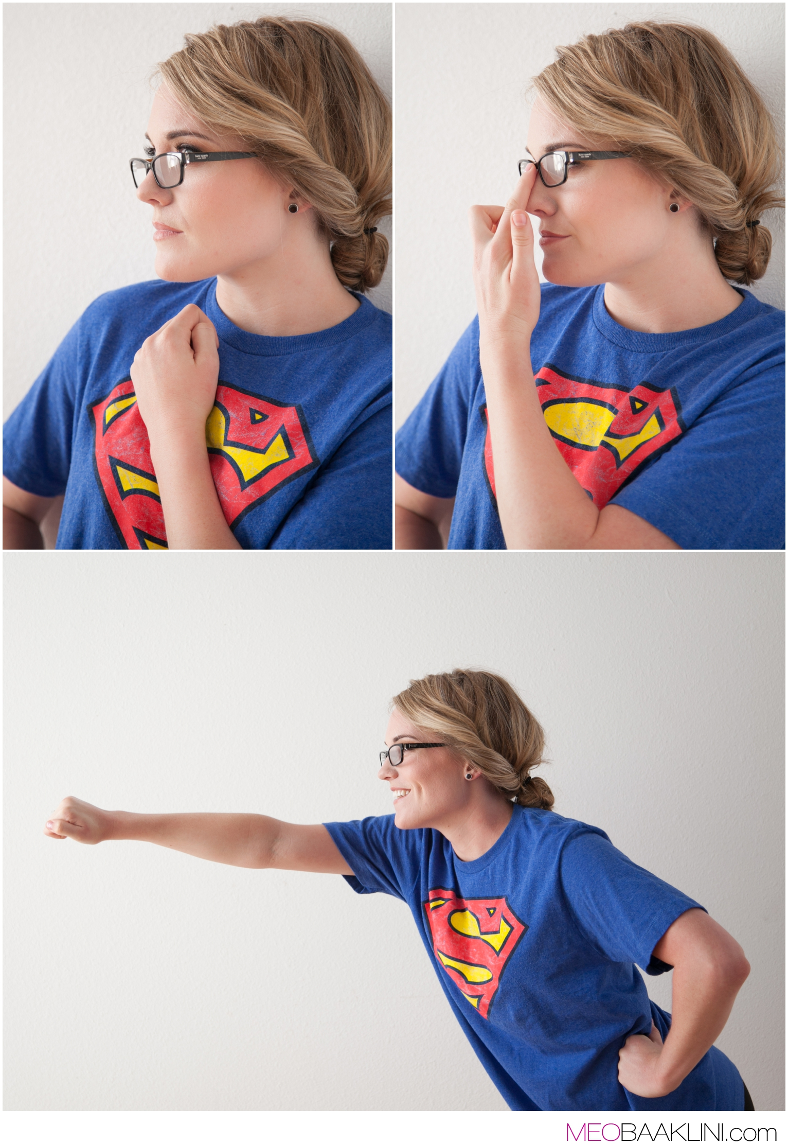 Superhero boudoir Superman