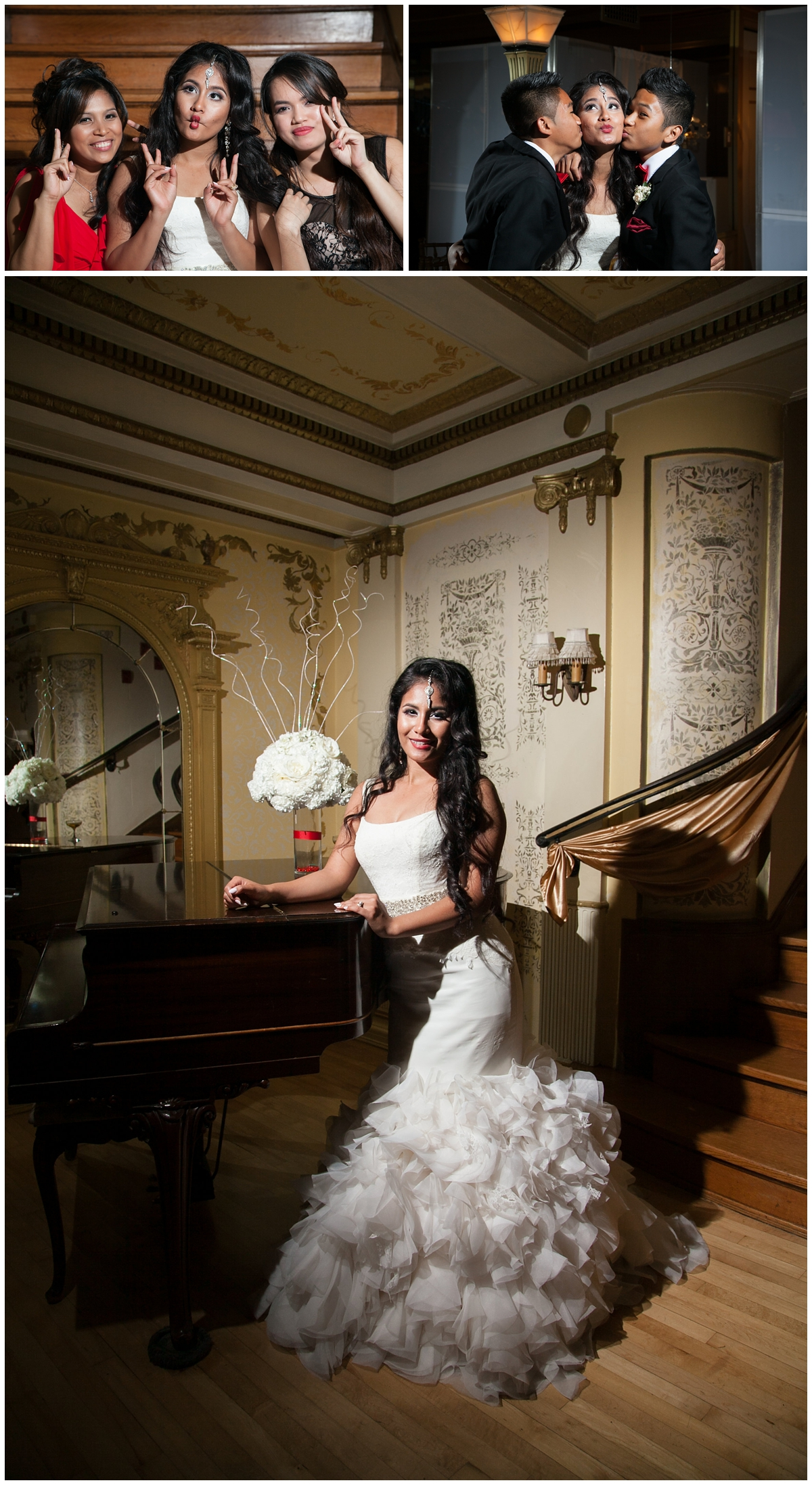 Grand Island Mansion Wedding Photography, Fusion Moments Media, Meo Baaklini