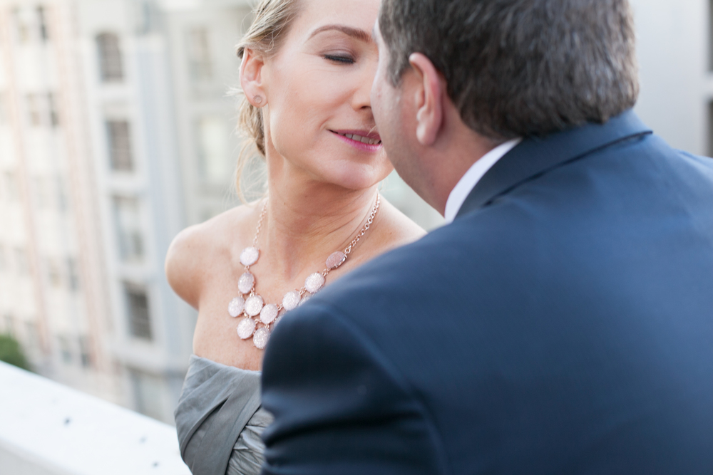 Fairmont Hotel Elopement SF