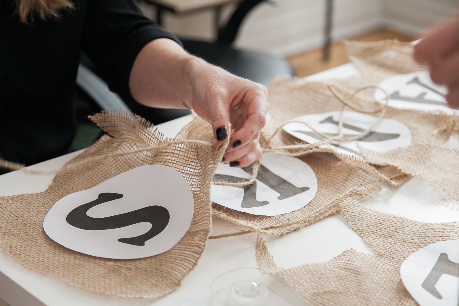 DIY give thanks bunting AVENLE MEO BAAKLINI''-14